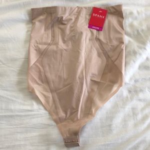 ba2ebd2e6a5c29 SPANX Intimates & Sleepwear - Spanx Haute Contour High Waisted Thong